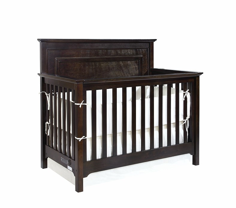 Waterford Classic Conversion Crib - Graphite