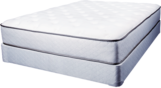 Classic Plush Top Mattress - Twin