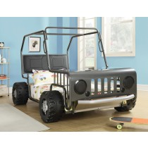 Casey Twin SUV Bed - Gunmetal