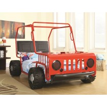Casey Twin SUV Bed - Red