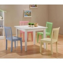 5 Piece Youth Table and Chairs Set
