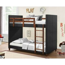Diego Bunk Bed - Black