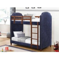 Charlene Bunk Bed - Blue