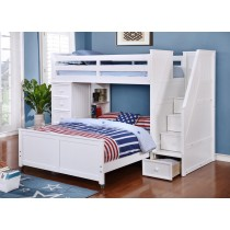 Multi-Function Loft White Dock48