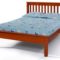Full Contempo Bed - Espresso