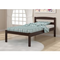 Econo Bed - Twin - Cappuccino
