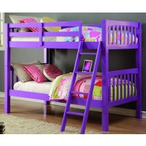Grapevine Bunk Bed - Grape