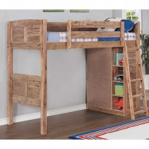 Sand Twin Loft Bed (Loft Only)