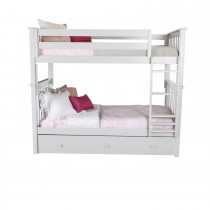Bristol Twin over Twin Bunk Bed White