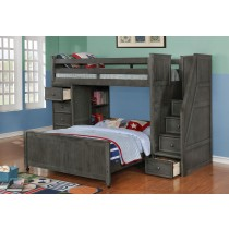 Multi-Function Loft - Weathered Grey - Dock48