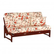 Night and Day Eureka Futon Frame - Queen Size - Cherry