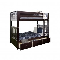 Kent Twin over Twin Bunk Bed